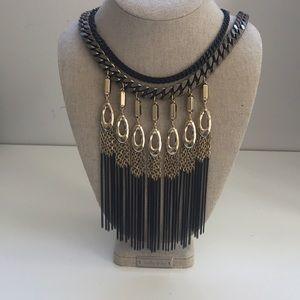 Stella & Dot Lilith Fringe Necklace